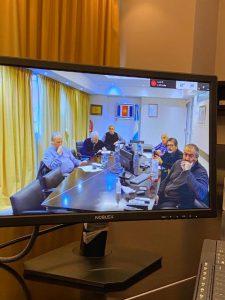 Lingeri participó en la reunión entre la CGT y la AEA