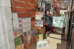 Acción solidaria Día de la Niñez