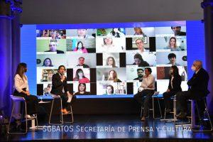 Lanzamiento del Sitio Educativo y Cultural de AySA