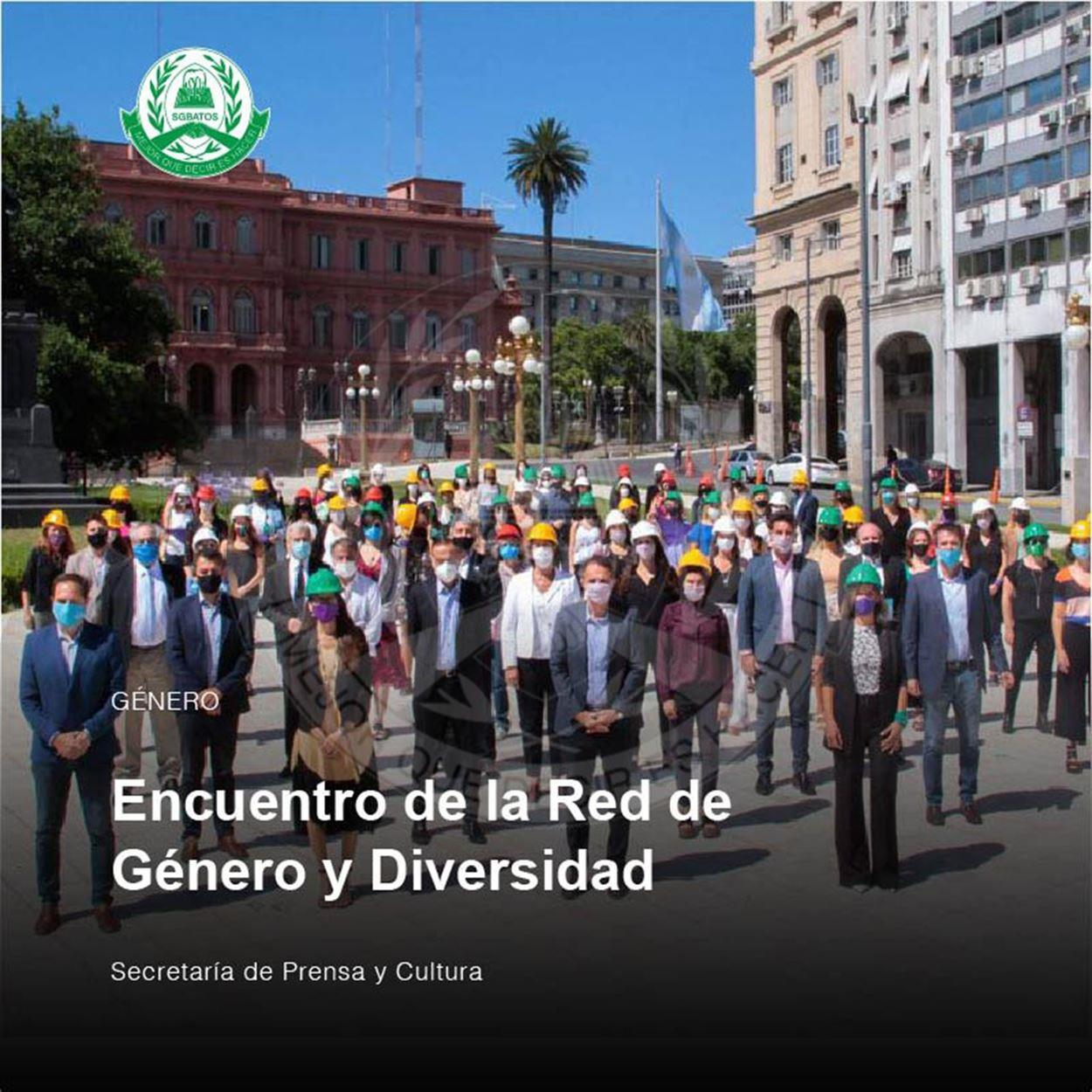 Encuentro de la Red de Género y Diversidad 2020
