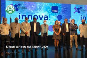 Lingeri participó del INNOVA 2020