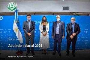 Lee más sobre el artículo Acuerdo salarial 2021