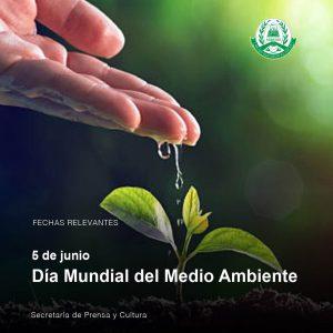 Lee más sobre el artículo 5 de junio – Día Mundial del Medio Ambiente
