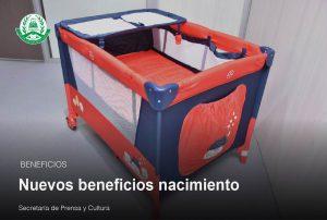 Lee más sobre el artículo Nuevos beneficios Nacimiento