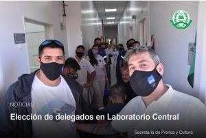 Lee más sobre el artículo Elección de delegados en Laboratorio Central